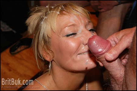 Bonny Epson Is On The Receiving End Of A Big Fat Cock Giving Mature Facials
