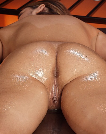 ram your big cock up this milfs oiled up ass tonight